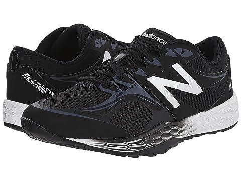 Mens New Balance Mx80v2 Sneakers Black/Silver ENF34214