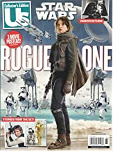 US COLLECTOR'S EDITION, ROGUE ONE STAR WARS STORY 3 MOVIE POSTER ISSUE, 2017