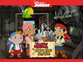 Jake and the Never Land Pirates Volume 7
