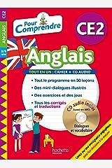 Pour comprendre l'anglais CE2 Broché