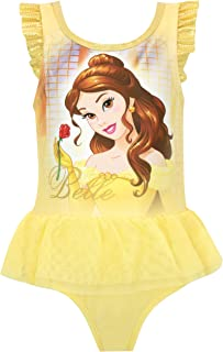 Disney Girls Beauty and The Beast Swimsuit