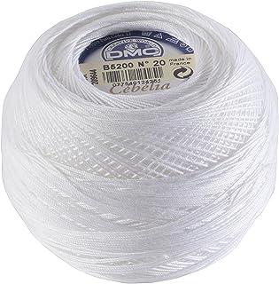 Cebelia Crochet Cotton Size 10-Bright White