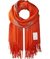 rag & bone - Classic Wool Graphic Scarf