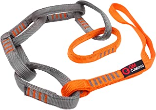 """Cypher Climbing Sling Sewn Runner Yellow 32/"""" Red 24/"""" Outdoors Recreation Hiking"""