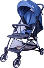 Tector Annie Baby One-Click-Fold Baby Stroller / Buggy (Blue) - Pouch Series