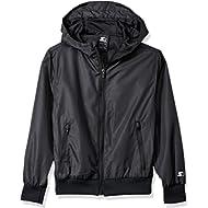 Starter Boys' Windbreaker Jacket, Amazon Exclusive