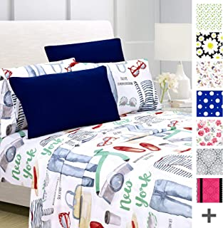 Best fun printed bed sheets Reviews