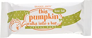 Trader Joes This Pumpkin Walks Into a Bar 6- 1.3oz bars