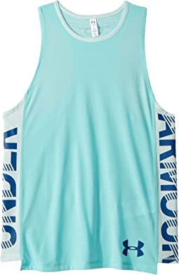 Under Armour Kids Threadborne Tank Top (Big Kids)
