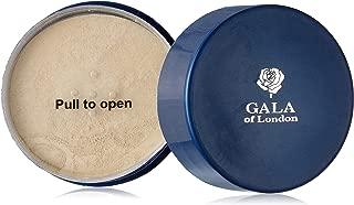 Gala of London Pearl Face Powder, Sun Kissed, 40g