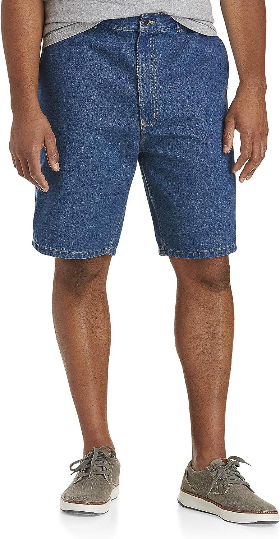 Harbor Bay by DXL Big and Tall Carpenter Shorts