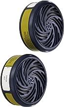 Moldex 7600 Multi-Gas/Vapor Smart Cartridges, Null (Pack of 2)