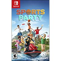 Sports Party Standard Edition for Nintendo Switch by Ubisoft