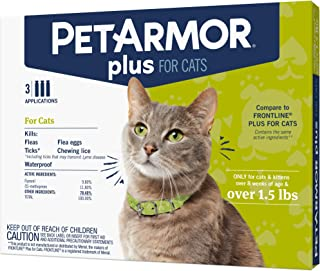 Best onguard flea and tick for cats Reviews