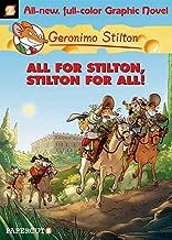 geronimo stilton برسوم جرافيك ورواية # 38: جميع لهاتف stilton ، stilton للجميع.