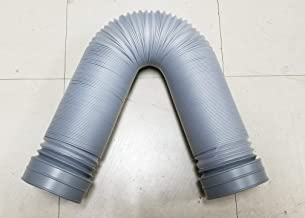 Autobahn88 Plastic Retractable Cold Air Intake Duct Pipe Induction Ducting Hose ID 100mm (4