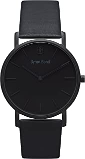 Byron Bond Mark 1 - Luxury 38mm Wrist Watches for Women & Men