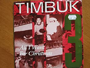 All I Want for Christmas. Vinyl 45 in picture sleeve