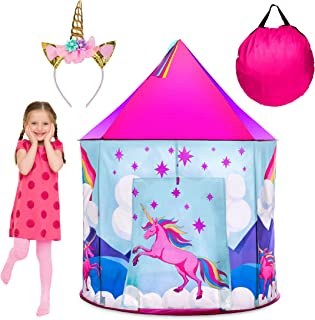 cloth tent house