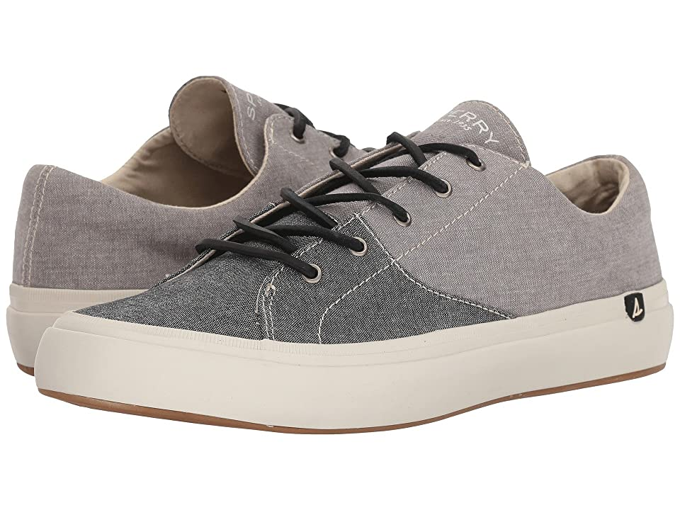 Sperry Haven Lace-Up (Black/Grey) Men