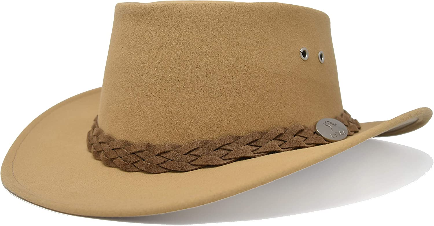 Aussie Chiller Original OFFicial shop Outback Bushie Cooling Minneapolis Mall with Hat Me Soak