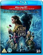 Beauty & The Beast [Blu-ray 3D + Blu-ray 2D] [2017] [Region Free]