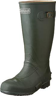 [福山ゴム] フクヤマゴム FUKUYAMA RUBBER 土木作業に最適 鉄先芯長靴 土木作業長