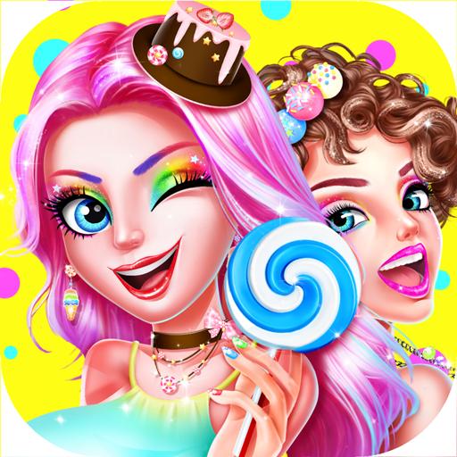Candy Makeup Party Salon