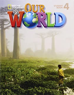 Our World 4: Student Book with Student Activities CD-ROM