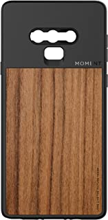 Galaxy Note 9 Case || Moment Photo Case in Walnut Wood - Protective, Durable, Wrist Strap Friendly case for Camera Lovers.