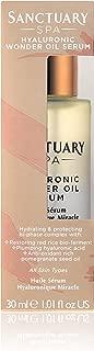 Sanctuary Spa Facial Oil, Hyaluronic Wonder Oil Serum, 30 ml