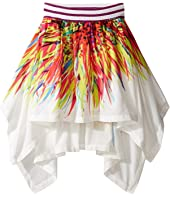 Junior Gaultier - Skirt with Flowers (Big Kids)