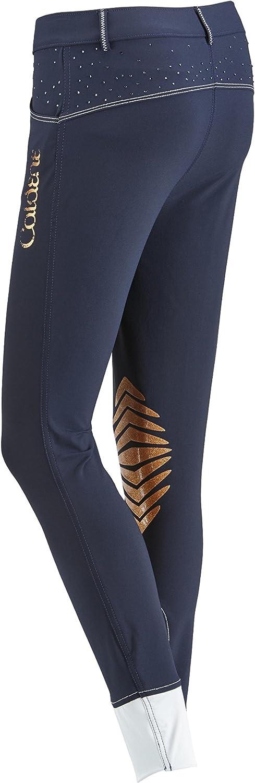 Caldene Womens Ladies Serina Silicone Knee Breeches
