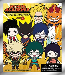 Funimation My Hero Academia Series 2 - 3D Foam Collectible Bag Clip in a Blind Bag, Multi Color, One-Size