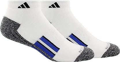 adidas Men's Climalite X II Low Cut Sock (2-Pair)