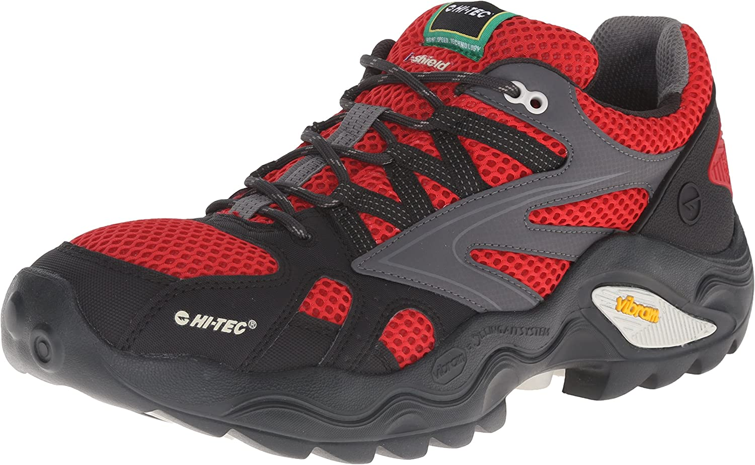 Hi-Tec Men's V Lite Flash Force Low I Waterproof Trail shoes
