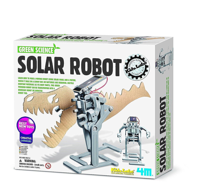 4M Solar Robot Kit [並行輸入品]
