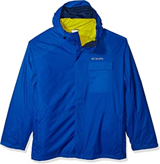 Columbia Men's Big and Tall Ten Falls Interchange Jacket