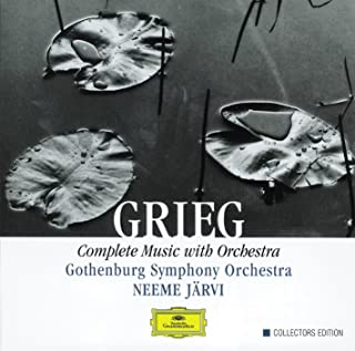 Grieg: Two lyric pieces op.68 - 1. Evening in the Mountains: Andantino