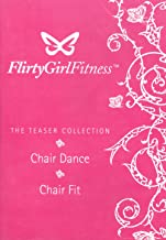 flirty girl fitness chair dance dvd