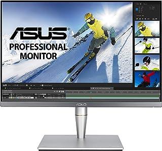 ASUS PA24AC 24 英寸 ProArt HDR 专业显示器 - 黑色/银色