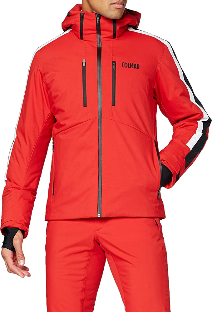 Colmar daunenjacke,giacca  invernale per uomo, rivestimento impermeabile. 1063