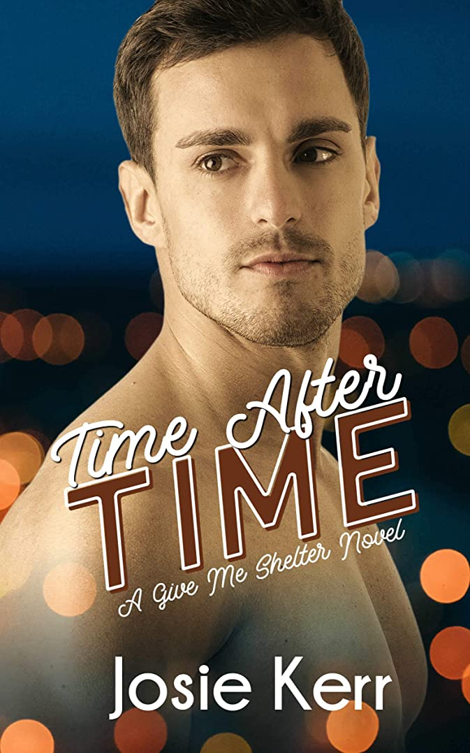 炭素パトロン新年Time after Time (Give Me Shelter Book 3) (English Edition)