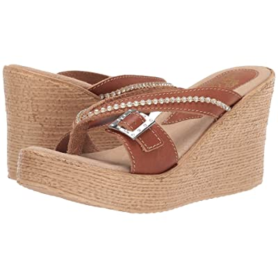 Sbicca Horizontal (Light Brown) Women