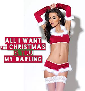All I Want for Christmas is You: Special Edition of Chillout Music for Couples in Love for Passionate, Hot and Sensual Sex, Flirting and Erotic Love
