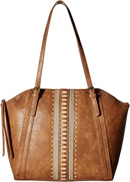 El Dorado Zip Top Bucket Tote