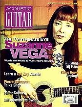 Suzanne Vega Signed Autographed Acoustic Guitar Magazine 2002 Feb JDA DD36064