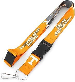 WinCraft NCAA Tennessee Volunteers Premium Lanyard Key Chain 23 inches Long