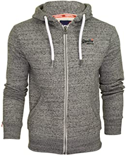Superdry Label Ziphood Pull Homme