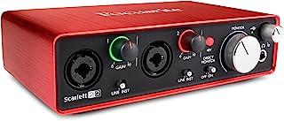 Focusrite - Scarlett 2i2 (2nd Gen) - Audio Interface